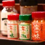串たつ - 調味料