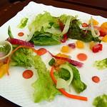 カーサ・ベリーニ - 有機野菜の前菜