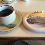 52845648 - コーヒー&ケーキセット