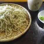 誇宇耶 - せいろ蕎麦(大)