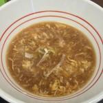 麺屋 元 - 味わい深いスープ付き