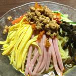 台湾料理 幸楽園 - 台湾冷麺