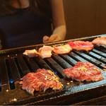 豊田本町ホルモンセンター総本家 - 平日ランチ:980yen ハラミ、美味しいよ
