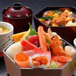 海の花 - ちらし寿司(超特上)