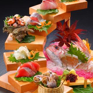 【極旬主義】房総産の朝獲れ地魚