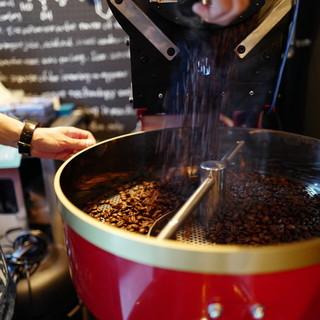 ◆コーヒー流通量の5%にも満たないトップクラスの豆を使用◆