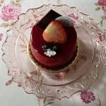 パレ・ミニョン - 料理写真:ヴィオレルージュです。