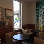 パン工房 ひかり - カフェスペースもございます。