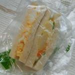 日進堂 - サンドイッチ