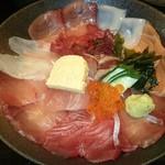 52854233 - 海鮮丼