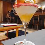 パフェ、珈琲、酒 『佐藤』 - ピスタチオ&塩キャラメルのパフェ