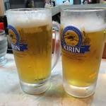 ベトコンラーメン新京 - トリビー 2016/05