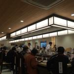 回転寿司 寿し一貫 - 回転寿司 寿し一貫 あぞうの店(高知県高知市薊野北町)店内