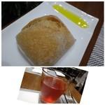 52856825 - ◆天然酵母パン・・このパン生地がモチモチしていて美味しい。                       追加可能。
