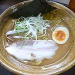 らーめん影虎 - 醤油らーめん2016.6月