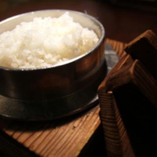 ~米のこだわり~