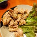 鶏創作料理 成松 - カレーネック