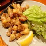 鶏創作料理 成松 - なんこつ