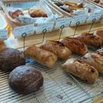 b's kafé - 【2016/6】パンの様子③