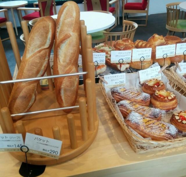 b's kafé - 【2016/6】パンの様子