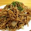 Suzukiteppanyakisoba - 料理写真:焼きそば(並)