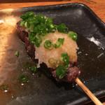 うきち炭火焼鳥 - 牛ハラミ180円