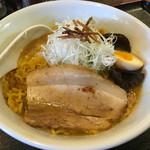 麺屋 雪風 - 濃厚味噌