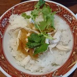 PAIRON - 鶏肉飯