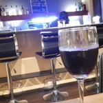 フリーダム!! - ドリンク写真:赤ワイングラス(\500)