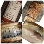 八瀬大岩 - ◆鯖の厚みはソコソコですけれど、酢飯のお味もよく好みだったようですよ。