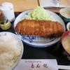 とん悦 - 料理写真:ヒレカツ定食