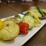 52870014 - 鎌倉野菜のグリル