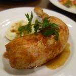 52870135 - 大山鶏のグリルラグーソース