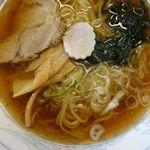 目黒区役所 レストラン - ラーメン 330円