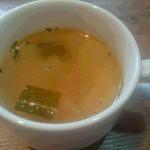 MARKET CAFE - スープ