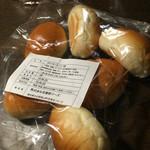 パンゾウ - ロールパンサービス品(100円)