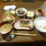 ほめ かぱか - 和定食