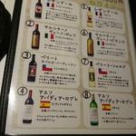 黒ひげKITCHEN516 - ワイン