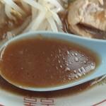 白水食堂 - スープ