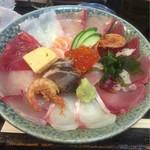 52879909 - 海鮮丼 ¥800