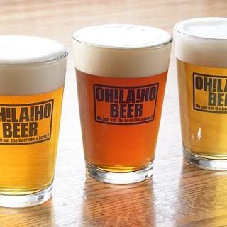 信州の地ビール「オラホビール」!