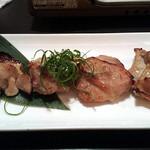 52880554 - 若鶏のパリパリ香味焼き
