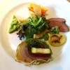 レストラン ルスティク - 料理写真:2016/6 前菜サラダ盛り合わせ