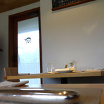 レストラン ルスティク - 2016/6 店内