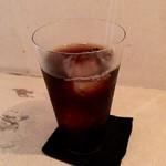 ももちどり - アイスコーヒー(650円)