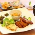 ティーエヌカフェ - 日替わりランチ