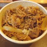 すき家 - 牛丼 並