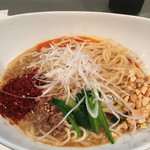 天雷軒 - 汁なし担々麺