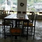 絲Cafe - 2階です。