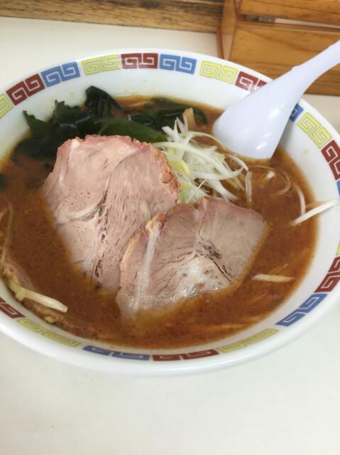 椿 - ネギつけ麺大